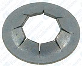 100 14quot Stud Flat Push-On Retainer 1732quot OD Zinc