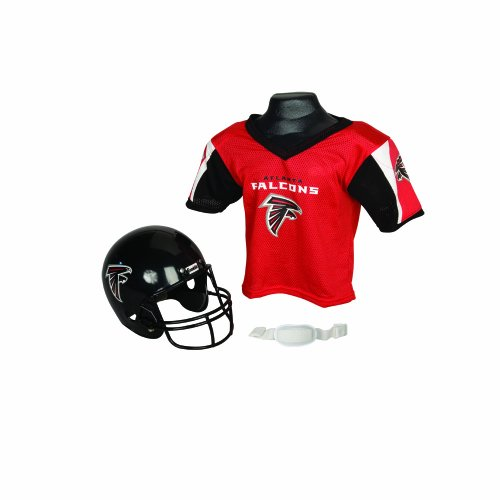 NFL Atlanta Falcons Replica Youth Helmet and Jersey Set at Amazon.com