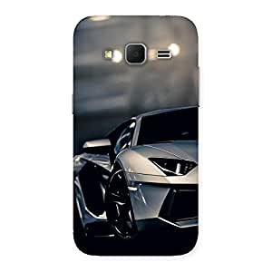 The Awesome Super Vint Car Back Case Cover for Galaxy Core Prime