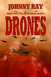 (FREE on 12/16) Drones by Johnny Ray - http://eBooksHabit.com