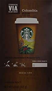 Starbucks VIA® Ready Brew Colombia Coffee (50 count)