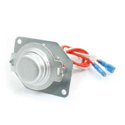 Water & Wood Electric Rice Cooker Repair Parts 4 Wired Center Thermostat Sensor With Car Cleaning Cloth