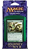 Magic the Gathering (MTG) Journey Into Nyx Intro Pack / Theme Deck – The Wilds and the Deep – Green…