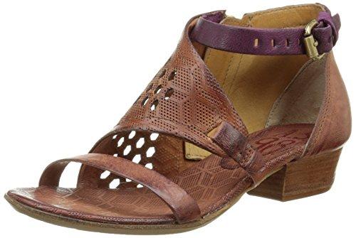 AirstepLauper 542009 - Sandali alla caviglia Donna , Marrone (Marron (Ossido)), 36