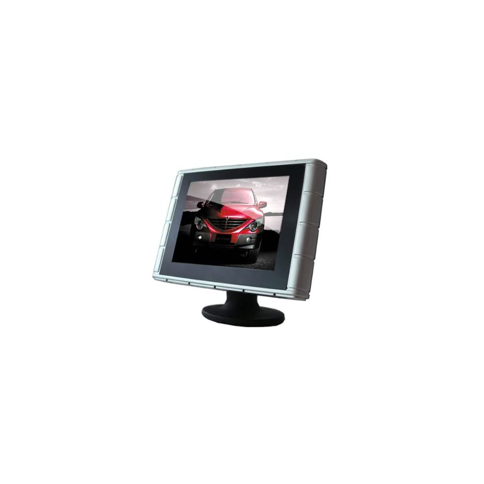 Brand Dw d355 NEW 3.5 CAR TFT LCD Rearview Stand Alone Monitor