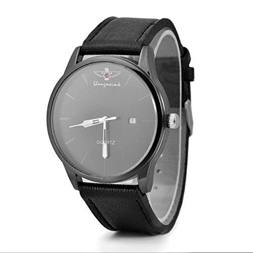 geniessen-armbanduhren-automatik-chronograph-uhr-edelstahl-uhrarmband-fliegeruhren-1