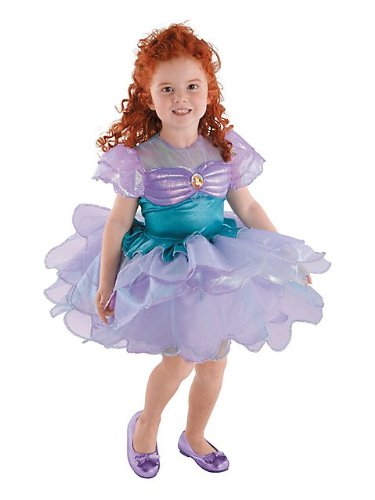 Ariel Ballerina Classic Costume - Toddler Large