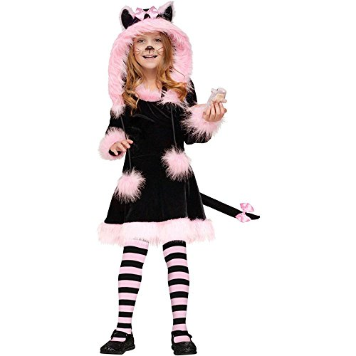 Pretty Kitty Cat Toddler Costume