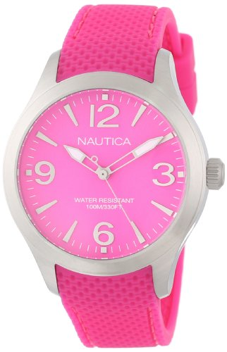 Nautica BFD 102 Pink Women's watch #N11102M