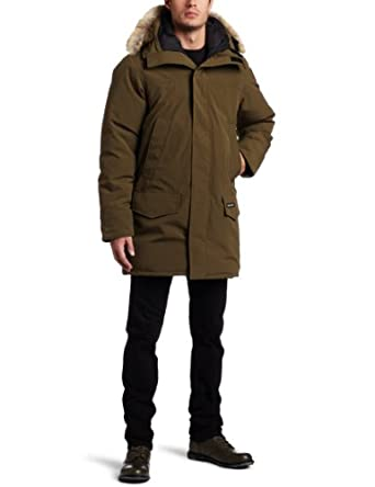 Amazon.com: Canada Goose Men's Langford Parka Cpat: Sports