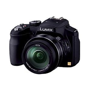 Panasonic デジタルカメラ ルミックス FZ200 光学24倍 ブラック DMC-FZ200-K