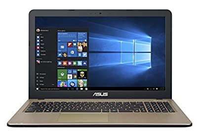 "ASUS X540SA 15.6"" CELERON DUAL-CORE 1.6GHz RAM 4GB-HDD 500GB-WIN 10 HOME ITALIA BLACK (90NB0B31-M05500)"