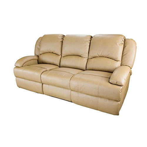 Thomas Payne 372695 Brookwood Tobacco Reclining Theater Sofa (Rv Sofas compare prices)