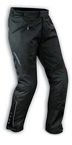 Pantaloni-Impermeabile-Moto-Imbottitura-Termica-Estraibile-Cordura-Conformato