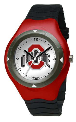 OHIO STATE UNIVERSITY BUCKEYES watch for boy's ladies / youth unisex justable Band 5 3/4 TO 8 free shipping at Amazon.com