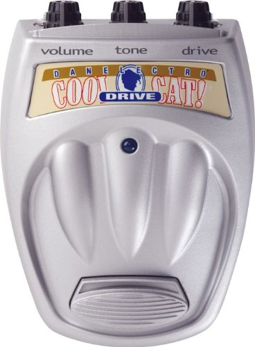 Danelectro CO-1 Cool Cat Drive Distortion Pedal