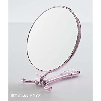 Twinkle Hand & Stand Mirror Y-1505 (Gold)