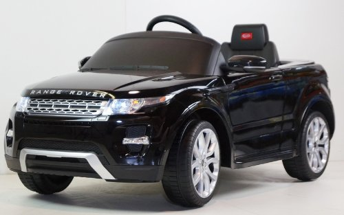 Licensed Range Rover Evoque Ride On Car Toy With Remote Control MP3 Connection Key for Start