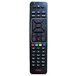 Airtel HD With Recording Remote (SP)