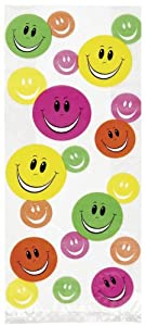 Smiley Cello Bag - Pack of 20