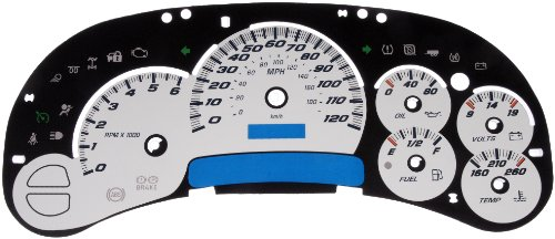 Dorman 10-0103B Instrument Cluster Upgrade Kit (2003 Chevy Silverado Cluster compare prices)