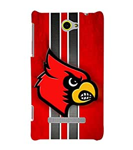 EPICCASE fiery angry bird Mobile Back Case Cover For HTC One M10 (Designer Case)