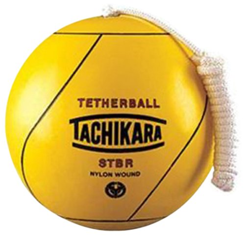 Why Should You Buy Tachikara Stbr Rubber Tetherballs