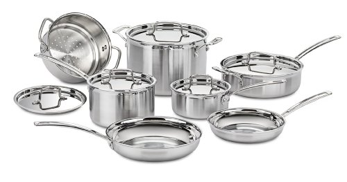 Free Gift with Purchase of Select Cuisinart Cookware Sets