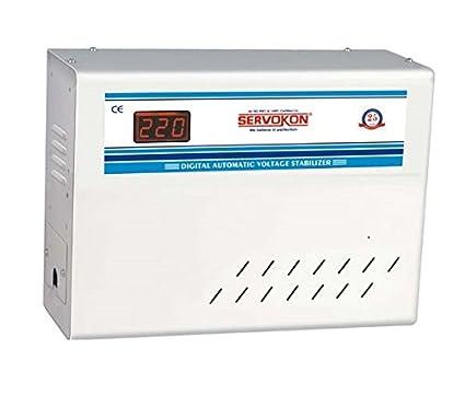 Servokon SS5110 5 KVA/110-300V AC Voltage Stabilizer