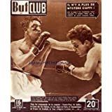 BUT ET CLUB [No 171] du 28/03/1949 - IL N'Y A PLUS DE MYSTERE COPPI - VILLEMAIN SUR LE RING DU MADISON SQUARE...