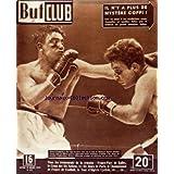 BUT ET CLUB [No 171] du 28/03/1949 - IL N'Y A PLUS DE MYSTERE COPPI - VILLEMAIN SUR LE RING DU MADISON SQUARE...