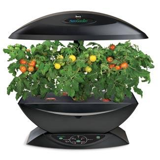miracle gro aerogarden 7 pod indoor garden