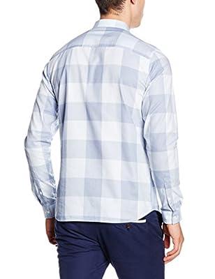 Jack & Jones Men's Andy Long Sleeve Sports Shirt