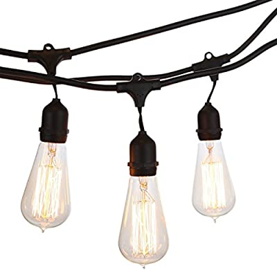 Vintage Outdoor Light String