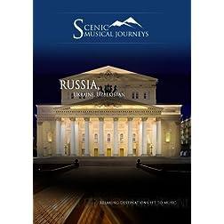 Naxos Scenic Musical Journeys Russia, Ukraine, Uzbekistan