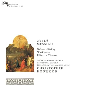 George Frideric Handel: Messiah / Part 3 - Then shall be brought to pass...O Death, ....