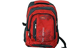Lecobbs PVC 20 Litres Red Backpack