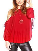 JUST SUCCES Blusa Elite (Rojo)