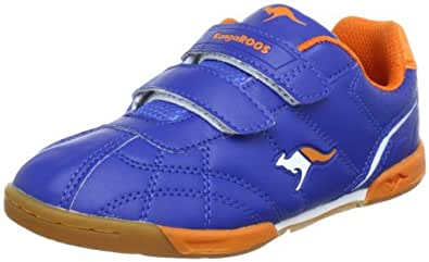 Kangaroos Hector Combo, Baskets mode mixte enfant - Bleu (471 Royal Blue Attention), 30 EU
