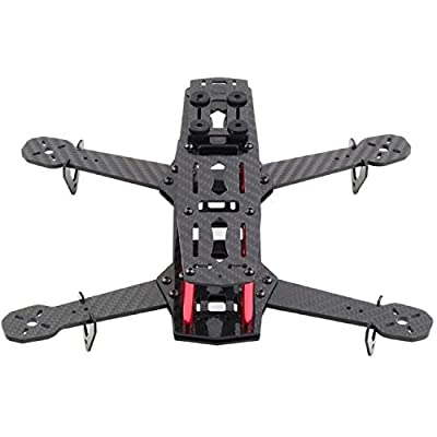Makerfire® H250 3K Carbon Fiber Quadcopter Frame