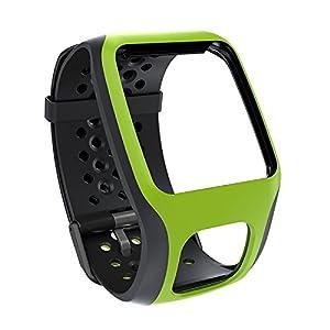 TomTom Armband GPS Uhr, Hellgrün, One size, 9URS.001.03
