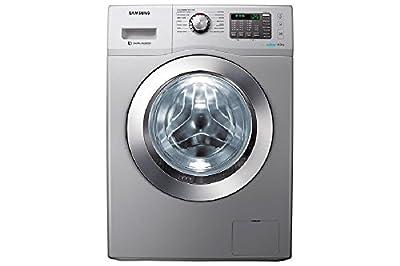 Samsung WF602U0BHSD/TL Fully-automatic Front-loading Washing Machine (6 Kg, Silver)