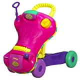 Playskool Walk N Ride - Pink,Baby Walker,Baby First Walk