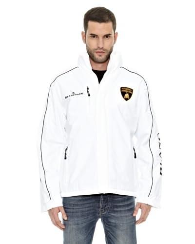Lamborghini Giacca HKSL001 [Bianco/Nero]