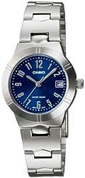 Casio General Ladies Watches Metal Fashion LTP-1241D-2A2DF - 4