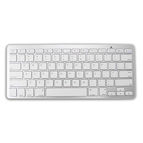 Lb1 High Performance New Portable Ultra-Slim Bluetooth Wireless Keyboard For Dell Studio Xps 15 Laptop, I7 2630Qm, 6Gb Ddr3 Memory, 15.6-Inch Fhd Lcd Screen, Nvidia Geforce Gt 525M 1Gb Graphics With Optimus, 750Gb 7200 Rpm Hd, Tray Load Blu Ray Disc, Wind