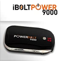 iBOLT PowerBolt 9000 mA Portable Battery