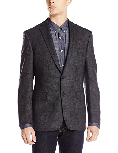 DKNY-Mens-Druce-Herringbone-Two-Button-Slim-Fit-Sport-Coat