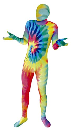 Tye-Dye Full Body Suit - Adult Small