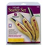 Flexcut 3 Knife Starter Set